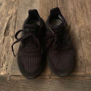 adidas Swift Cote Run Black Size US 12K